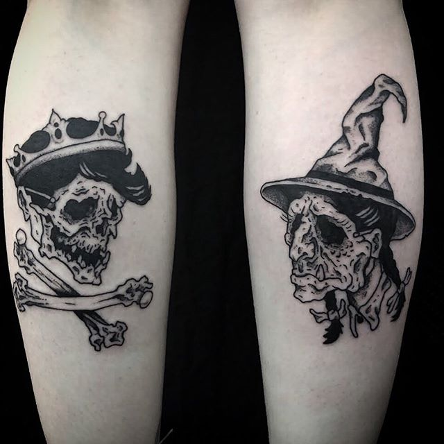 Lance Inkwell inspired tattoos by Jamie! .christ