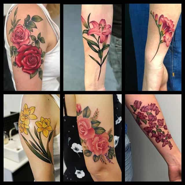 NEW RESIDENT ARTIST! Introducing the powerhouse Luiza Fortes, all the way from Brazil! Luiza loves to tattoo florals, animals, girls and art nouveau. She will be starting at Watermelon Tattoo from 18th September. Bookings are open NOW!!!!