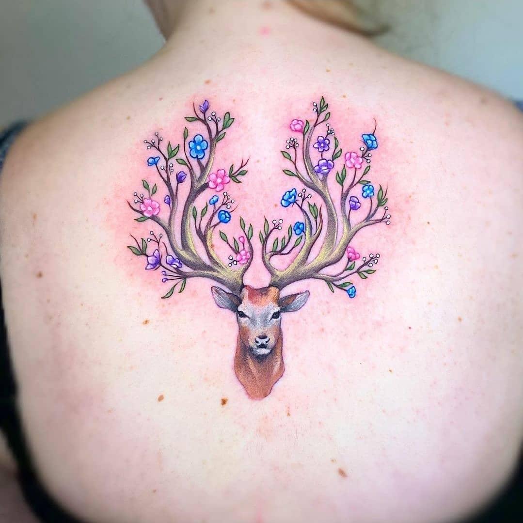 Pavlinas first tattoo! Moc děkuji za přichod! Tattoo by Noemi!!! noemi_tattoo