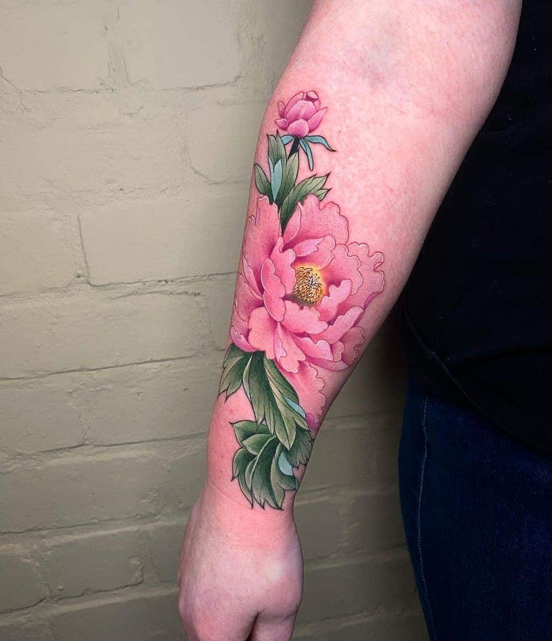 How beautiful is this cover up by Noemi! Thanks for the trust Pamela! noemi_tattoo