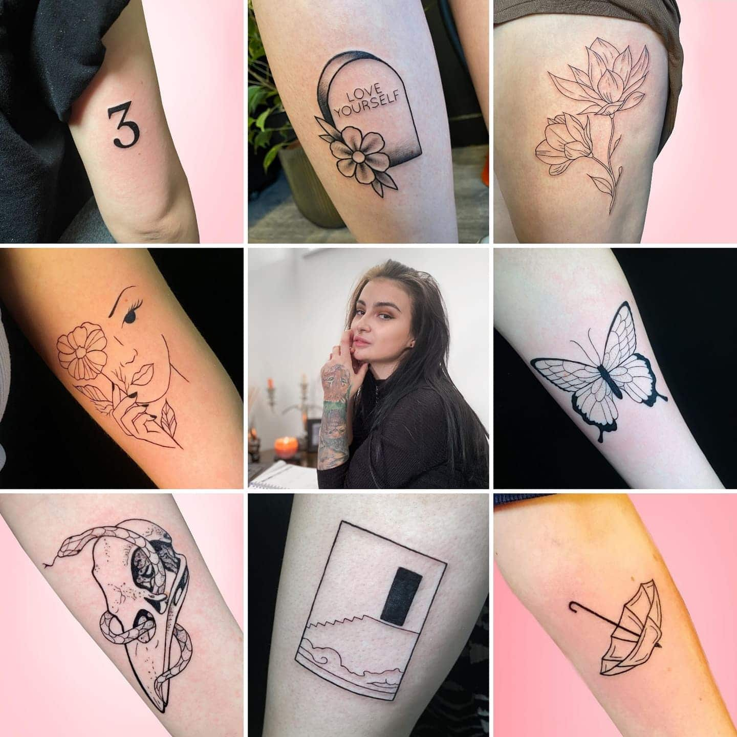 Jess Wii is returning to Watermelon for another guest spot between the 7th and 11th September!!! Fill out the enquiry form on the homepage of our website to book in! jess.wii.tattoos